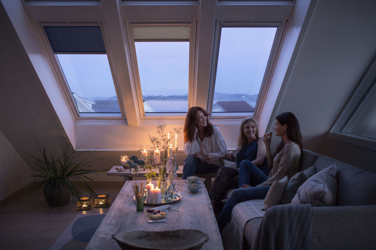 VELUX hygge happiness
